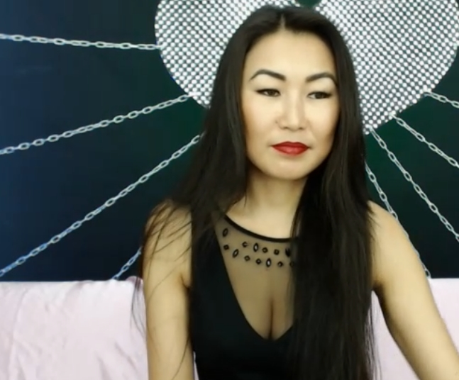 asian cam host